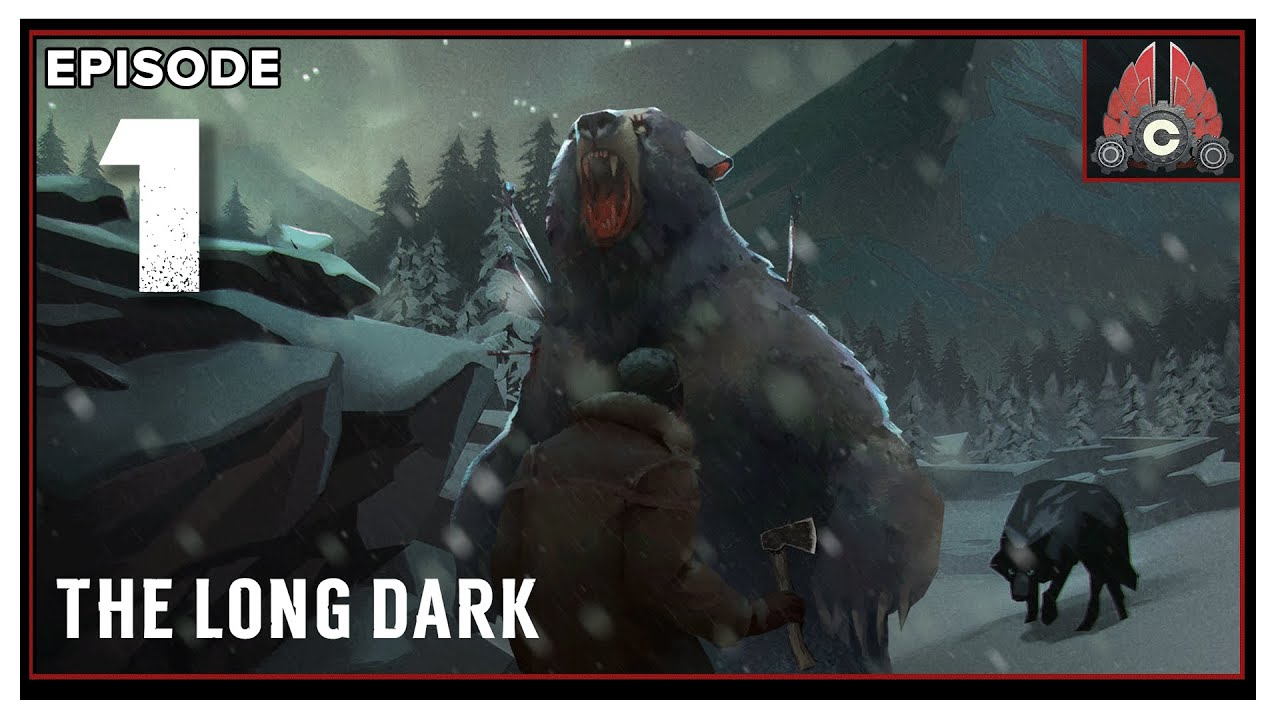 """CohhCarnage Plays The Long Dark (Episode Four) """"Fury, Then Silence"""" - Episode 1"""