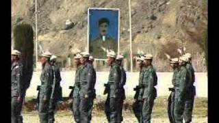 Gilgit Baltistan Scouts,  Passing Out Parade