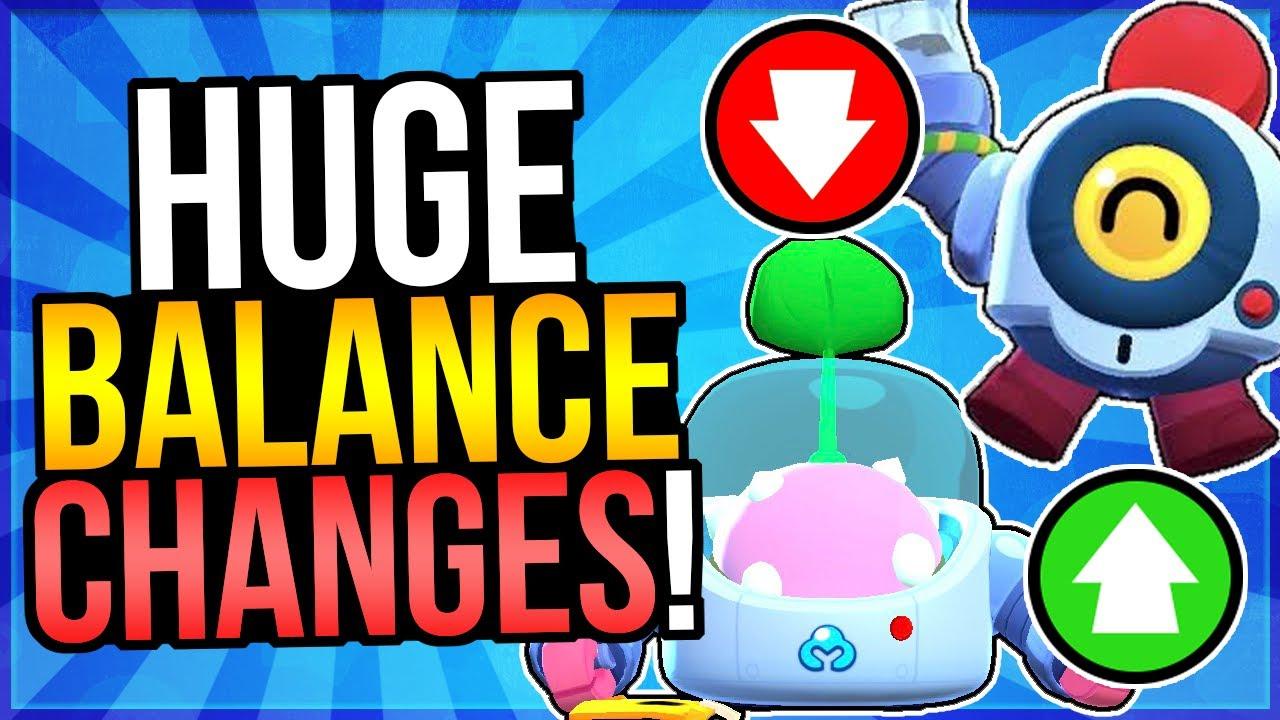 NEW STAR POWER + CRAZY BALANCE CHANGES! Update Sneak Peeks!