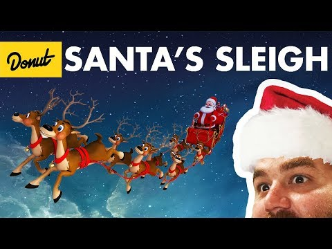 Santa's Sleigh - Everything You Need to Know | Up To Speed