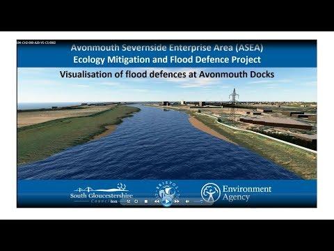 Avonmouth Severnside Enterprise Area (ASEA) - Avonmouth Docks