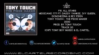 Mexicano 777, Daddy Yankee, Ivy Queen, Don Chezina & Rey Pirin - PR All Star @ The Piece Maker 00'