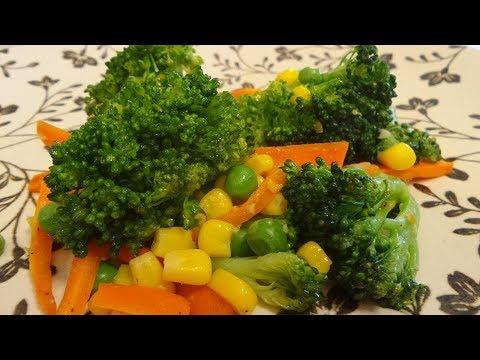 Stir-fry Easy Vegetable Side Dish