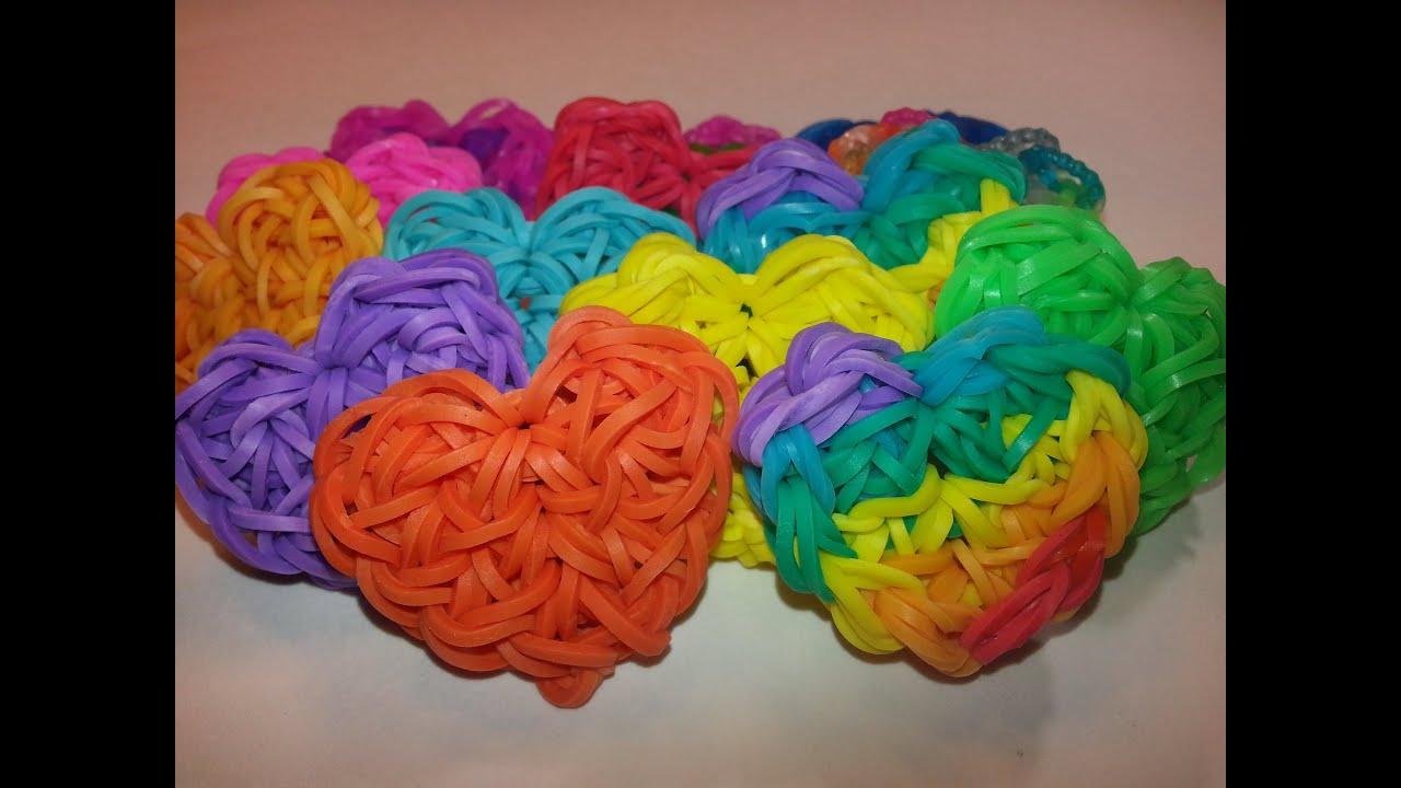 Rainbow Loom Charms
