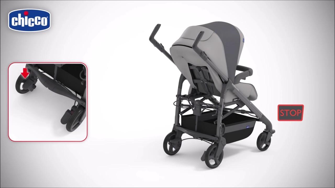 Chicco - LOVEmotion stroller - YouTube