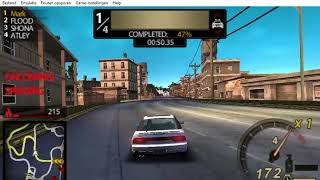 Need For Speed Undercover PSP - Part 2 - Race #2 - Switchback (sprint)