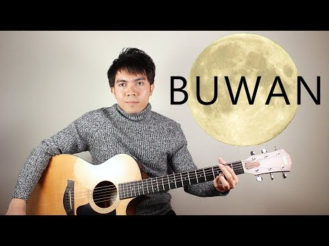 Buwan - Juan Karlos (fingerstyle guitar cover)