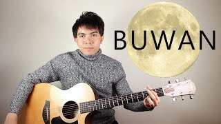 Buwan - Juan Karlos (fingerstyle guitar cover) MP3