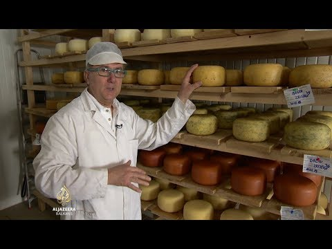 Al Jazeera Business: Kupreški sir - do izvoza bez poticaja države