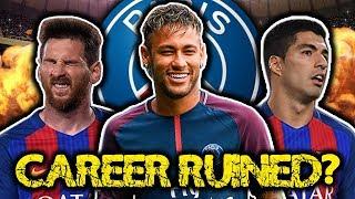 Will Neymar's Transfer To PSG Ruin His Career?! | #SundayVibes
