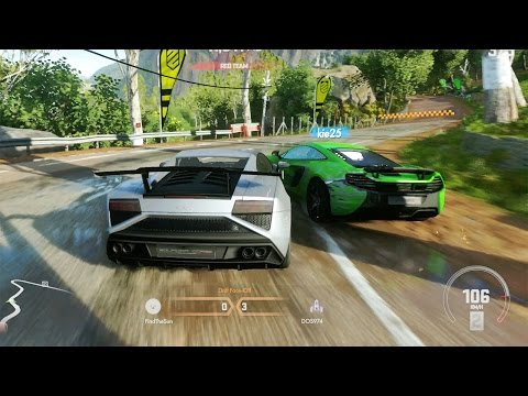 Driveclub RACING WITH THE BEST kie25 DJW-GT 1080p