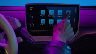 D. Cockpit And Touchscreen Knowing Your VW