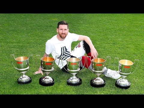 11 UN-BREAKABLE Records That Make Lionel Messi The OFFICIAL GOAT of Football ||HD||