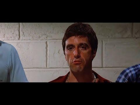 Scarface - 1983 | Money Laundering Scene - 60fps 1080p HD
