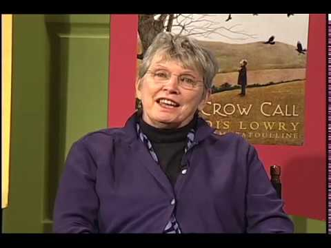 A Conversation with Author Lois Lowry