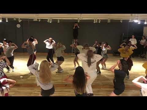 Snapping | CHUNGHA (Kpop Dance Classes By I LOVE DANCE)