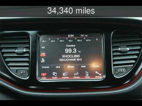 2015 Dodge Dart Aero Used Cars -  El Cajon,CA - 2016-09-22