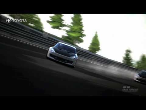 Gran Turismo 5 - FT-86 G SPORTS Trailer