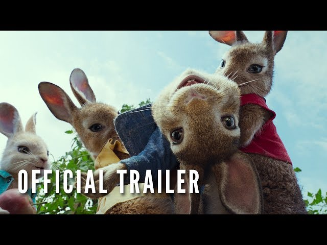 PETER RABBIT - Official Trailer #2