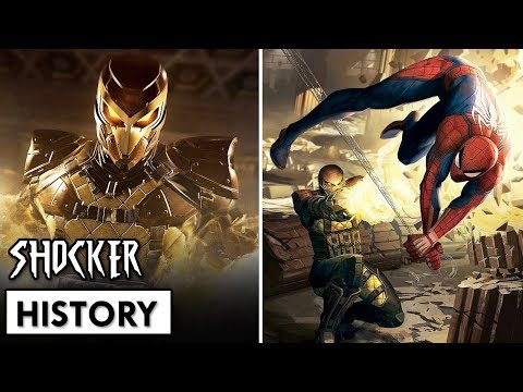 History of the Shocker in Spider-Man Games! (2001-2018)