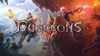 Прохождение Dungeons 3 #0 Знакомство с игрой и обучение