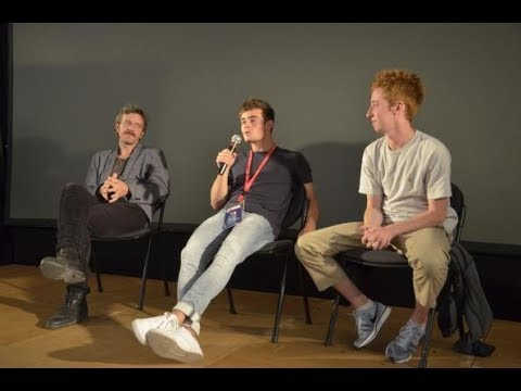 """Rencontre Demain Nous Appartient, """"Le Jour J"""", (Joaquim Fossi, Clément Rémiens, David Laget)"""