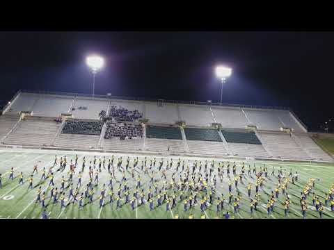 Texas A&M Commerce Marching Band 2017 - Area C Finals