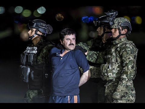 The 'remarkable' courtroom revelations in trial of 'El Chapo'