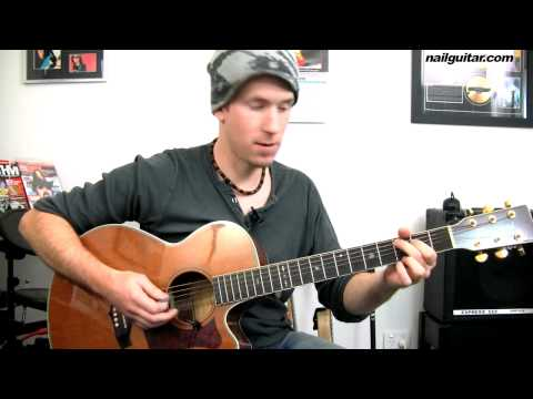 Raise Your Glass - Pink - Guitar Lesson (Tutorial with Tab & Chords)