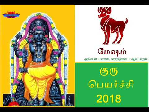 Guru peyarchi palangal 2017-2018 : Mesha Rasi : குரு பெயர்ச்சி பலன்கள்  2017-2018 : மேஷ ராசி