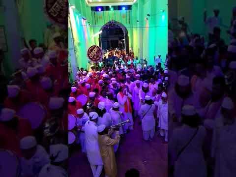 Hazrat khwaja husamudin Chisti jigar sokhta R.A. chadar shareef of jabalpur