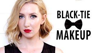 Fancy Black Tie Makeup - Oscars 2016   Sharon The Makeup Artist