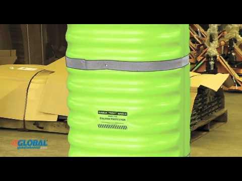 Globalindustrial.com High Impact Safety Column Protectors