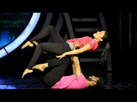 D3 D 4 Dance I Juhi & Bavik - Yeh Haseen Vadiyan.. I Mazhavil Manorama