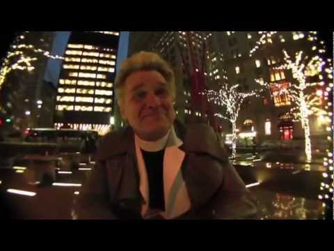 Reverend Billy Liberty Square Interview - December 21, 2011