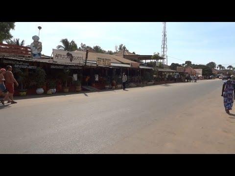 Gambia - Kololi - The Strip