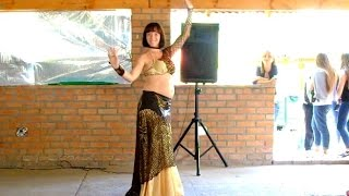 Восточные танцы видео | Беременность - танцам не помеха