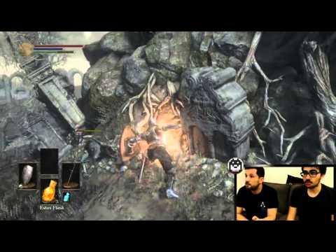 Videoyun Ile Dark Souls 3 [123.hafta]
