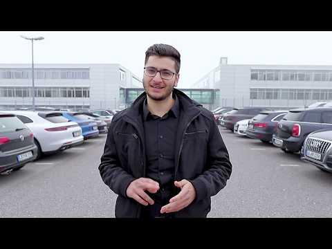 Yousef - Studium Maschinenbau, Schwerpunkt Management