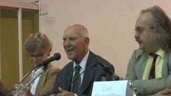 Tribunal Russell sur la Palestine - Lausanne Octobre 2009 - Stéphane Hessel 1/2