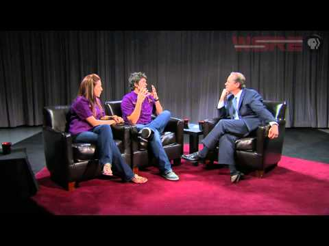 WSRE   Conversations With Jeff Weeks   Cody & Samantha Carroll