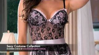 Repeat youtube video Dream Lingerie Adult Costumes