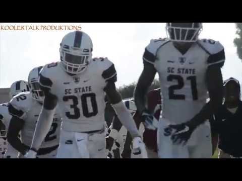 Alex Brown #30 SC State Career Highlights 2019 NFL Draft Pro