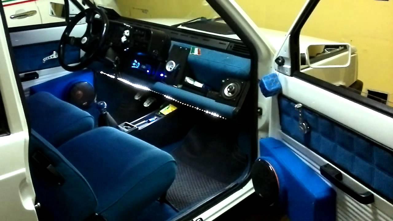 Bose Audio >> Impianto Audio - Fiat Panda (1° STEP) - YouTube