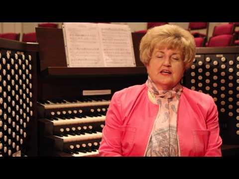 Allen Organ New Customers - Carolyn Hamlin Hymn of the Month Club