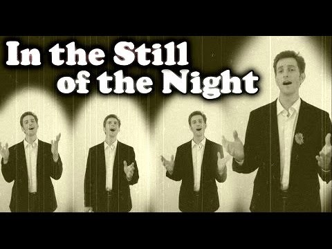 In The Still Of The Night - Barbershop Quartet - Doo wop a cappella