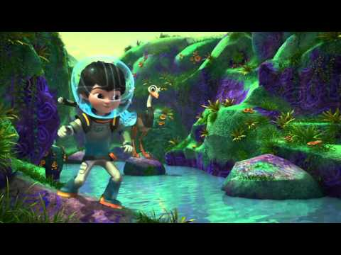 Let's Rocket | DJ Melodies | Miles from Tomorrowland | Disney Junior