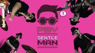 "Psy - Gentleman ""Epic Rock"" Cover/Remix (Little V)"