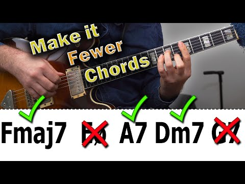 How To Make Chord Progressions More Simple