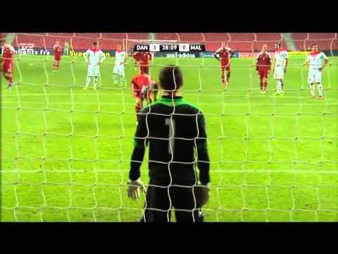 Agger: Penalties for Denmark